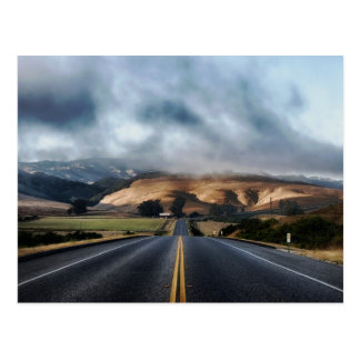 Highway Postcard
