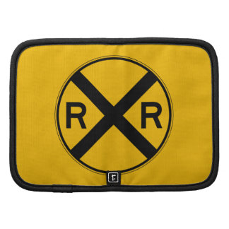 Highway-Rail Crossing Traffic Warning Sign USA Planners