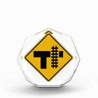 Highway-Rail Grade Crossing 1, Traffic Sign, USA Award