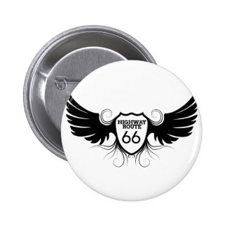Highway_Route_662.png Pinback Button