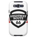 Highway_Route_66 Galaxy SIII Carcasas