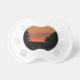 Highway Sunset Vivid Pacifier