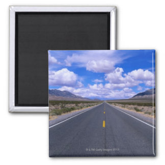 Highway Through Death Valley, California Magnet