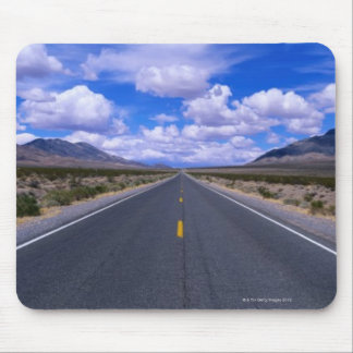 Highway Through Death Valley, California Mouse Pad