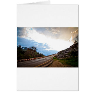 Highway to heaven card