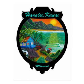 """Highway to heaven"",magic window design #2 Postcard"