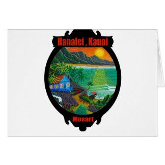 """Highway to heaven"",magic window design Card"