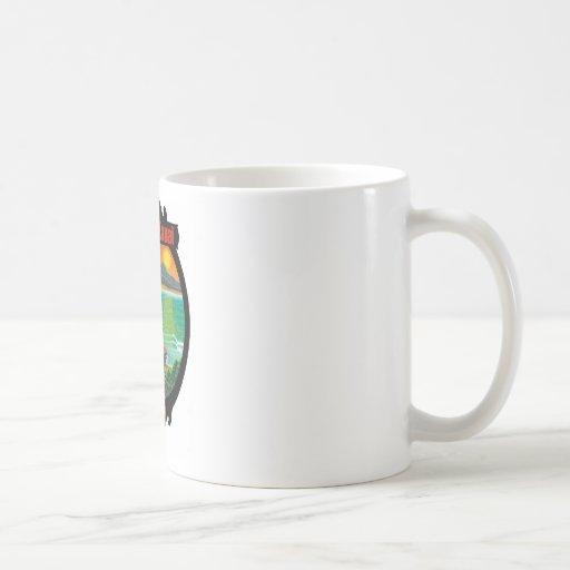 """Highway to heaven"",magic window design Coffee Mug"