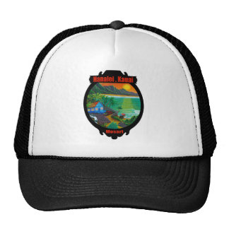 """""""Highway to heaven"""",magic window design Trucker Hat"""