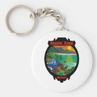 """""""Highway to heaven"""",magic window design Basic Round Button Keychain"""