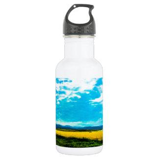 """""""Highway to Heaven"""" 18oz Water Bottle"""