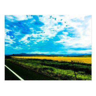 """""""Highway to Heaven"""" Postcard"""