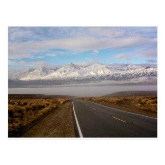 """Highway to Heaven"": Sierra Nevada post card"