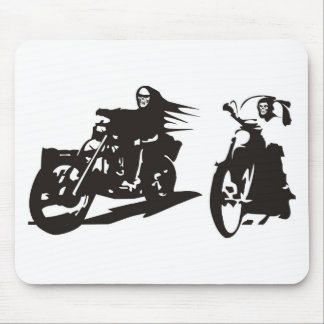 Highway to Hell Mouse Pad