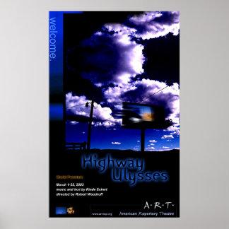 Highway Ulysses Poster