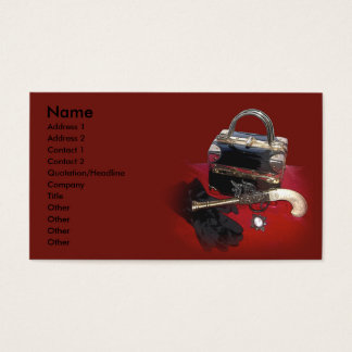 Highway Woman Profile Card