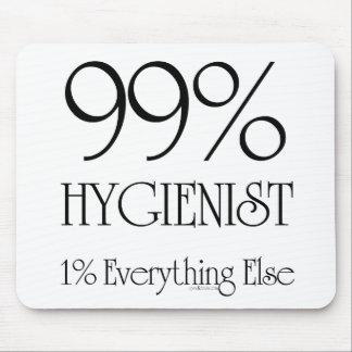 Higienista del 99% alfombrilla de ratones