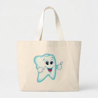 Higienista dental bolsa tela grande