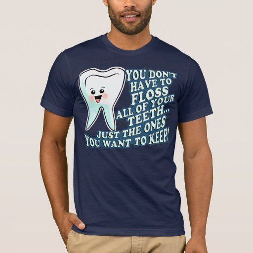 Higienista dental del dentista playera