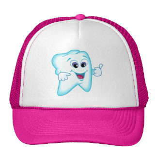 Higienista dental divertido gorros