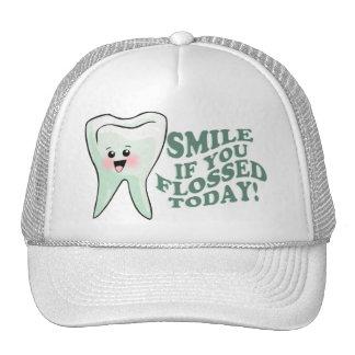 Higienista dental divertido gorro