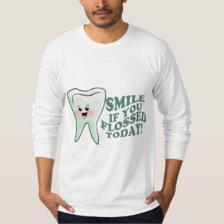 Higienista dental divertido playera