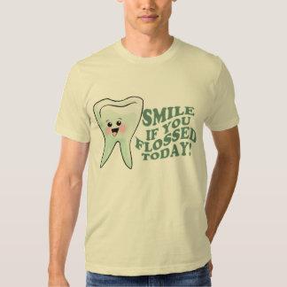 Higienista dental divertido remera
