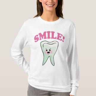 Higienista dental lindo playera