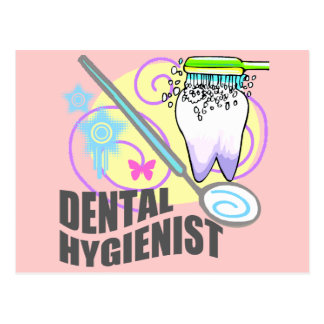 Higienista dental postal