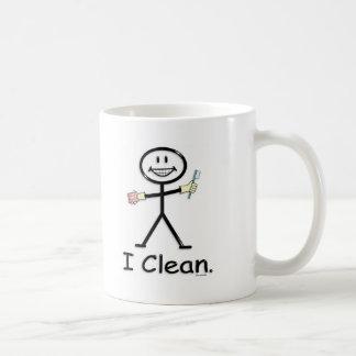 Higienista dental taza