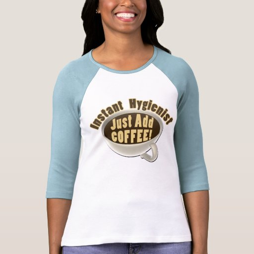 Higienista dental tee shirts