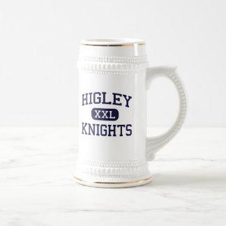 Higley - Knights - High School - Gilbert Arizona 18 Oz Beer Stein