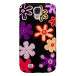 HiHo Flowers Samsung Galaxy S4 Covers