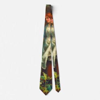 Hija 1881 de los granjeros corbatas personalizadas