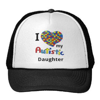 Hija autística gorra