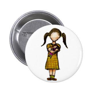 Hija Pinback Button