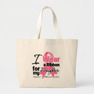 Hija - cinta del cáncer de pecho bolsa