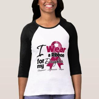 Hija - cinta del mieloma múltiple t shirt