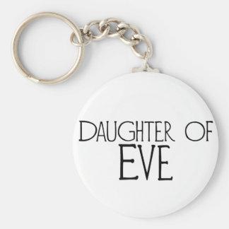 Hija de Eve Llavero Personalizado