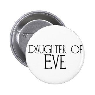Hija de Eve Pin Redondo 5 Cm