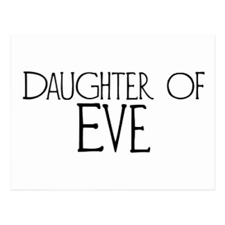 Hija de Eve Postal