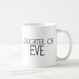 Hija de Eve Taza