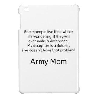 Hija de la mamá del ejército ningún problema