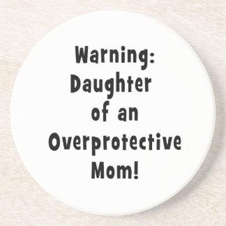 hija de la mamá sobreprotectora black png posavasos personalizados