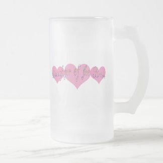 Hija de la novia taza