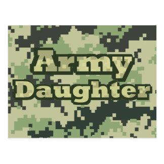 Hija del ejército postales