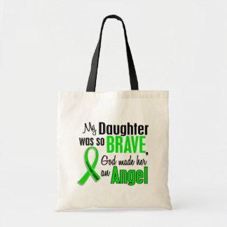 Hija del linfoma Non-Hodgkin del ángel 1 Bolsas De Mano