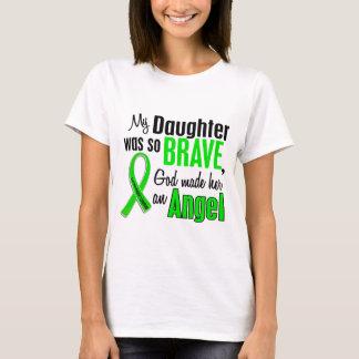 Hija del linfoma Non-Hodgkin del ángel 1 Playera
