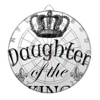 Hija del rey tabla dardos