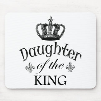 Hija del rey Quote Tapetes De Ratones